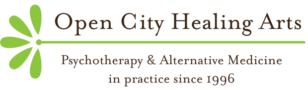 open city healing arts logo